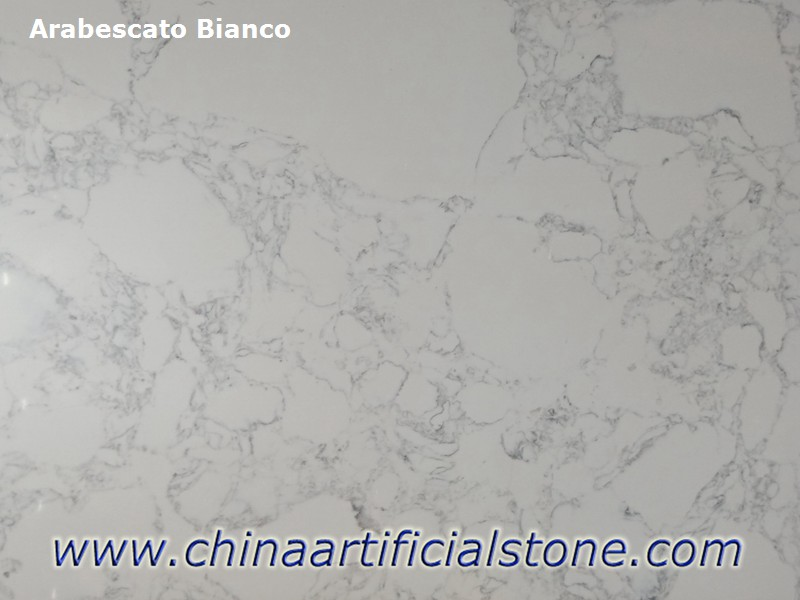 Arabescato White Culture Marble Slabs